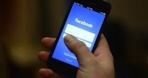Facebook Phone Screen